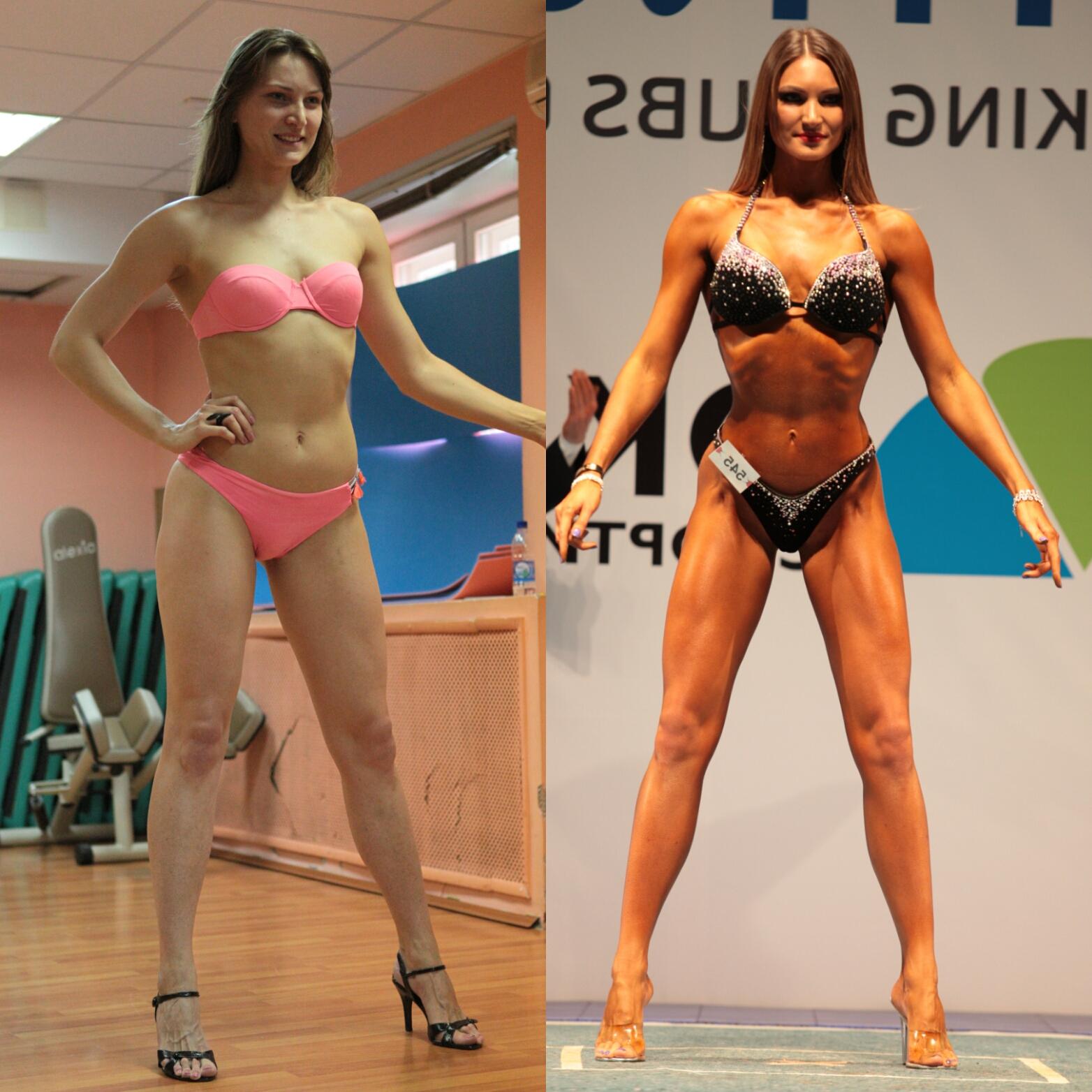 Как похудеть перед соревнованием